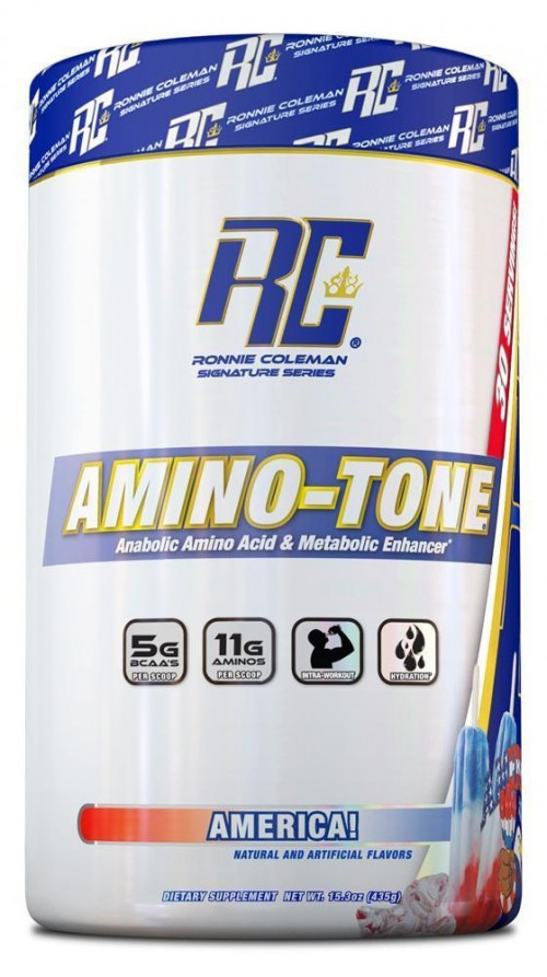 RCSS Amino-tone 30 scoops